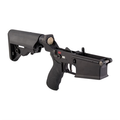 The 308MWS lower receiver features LMT® ergonomic textured grip and SOPMOD stock, ambidextrous magazine catch and safety selector. As with all ...