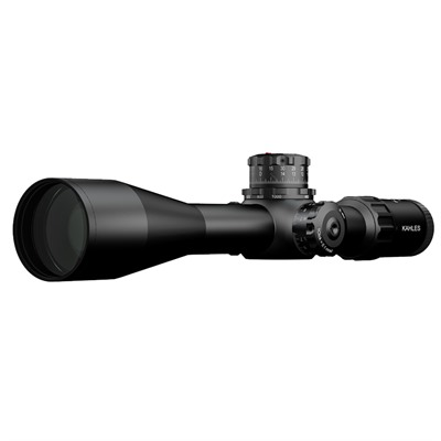 K525i 5-25x56mm Scope Ccw Ffp Skmr Reticle Kahles.