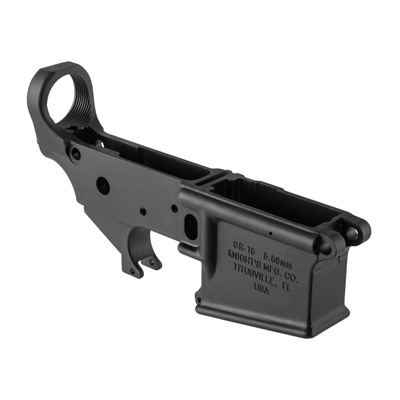 Sr-15 Lower Receiver Stripped Knights Armament.