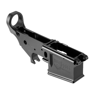 Ar-15 Stripped Aluminum Lower Receiver 5.56 Ati.