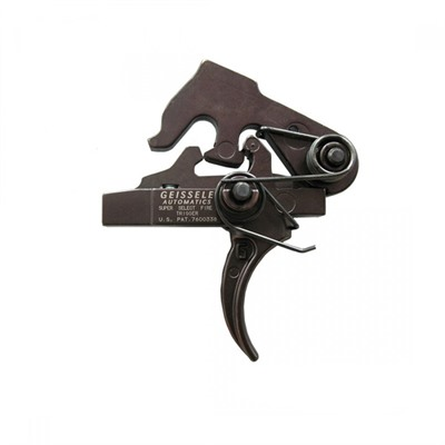 Hk416 Super Select Fire Trigger Geissele Automatics Llc.