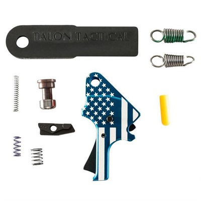 S&w M&p Flat Faced Freedom Edition Trigger Kit Apex Tactical Specialties Inc.