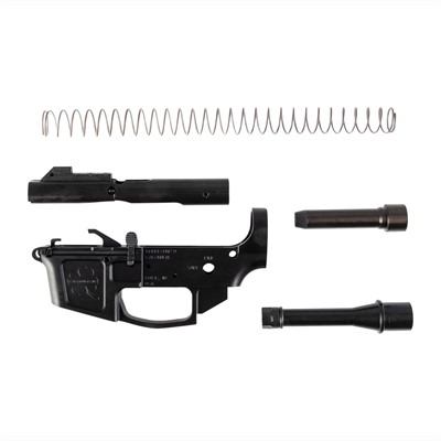 Foxtrot Mike 9mm AR-15 Build Kit w/5, 9.75 or 16 Bbl