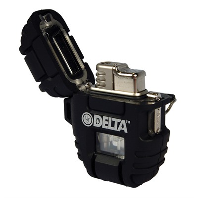 Delta Stormproof Lighter Ultimate Survival Technologies.