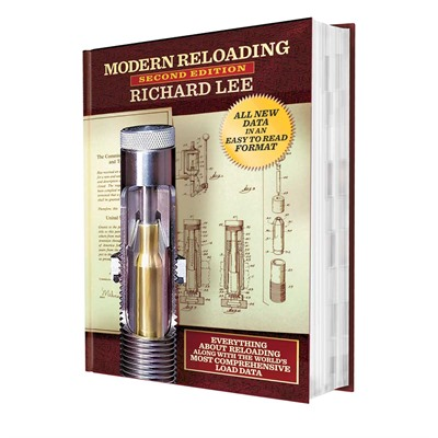 Modern Reloading Manual 2nd Edition Lee Precision.