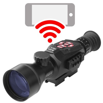 X-Sight Ii 5-20x Smart Rifle Scope Atn.