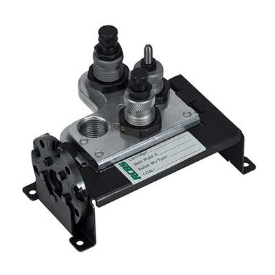 Keep your RCBS Pro 2000 die plates and five station shell plates organized. This handy rack can be mounted horizontally on a ...