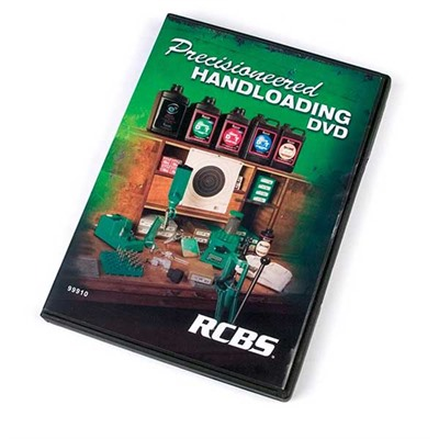 Precisioneered Handloading Dvd Rcbs.