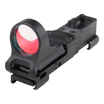 Railway Red Dot Sight C-More Systems.
