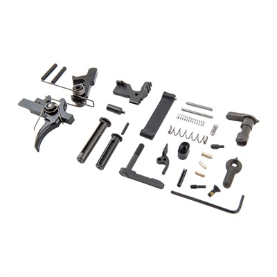 308 Ar Lower Parts Kit Two Stage Complete Lewis Machine & Tool.