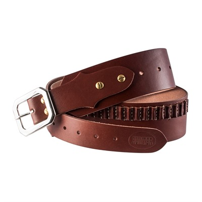 Adjustable Leather Belt Chestnut Tan Hunter Company, Inc..