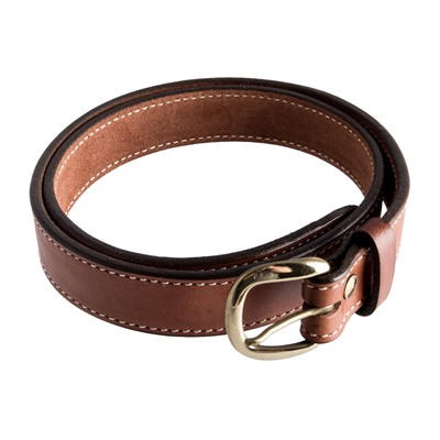 "1 1/4"" Plain Pro-Hide Suede Lined Belt Hunter Company, Inc.."