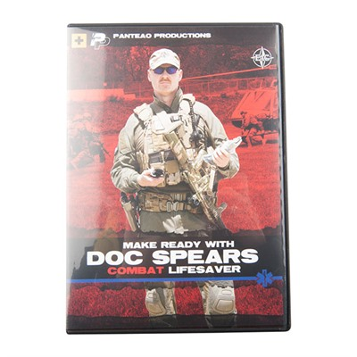Make Ready With Doc Spears: Combat Lifesaver Panteao Productions.