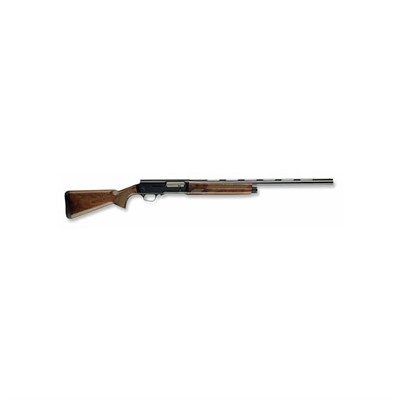 A5 Hunter 28in 12 Ga Gloss Fin Brass Front & Ivory Mid-Bead 4+1rd Browning.