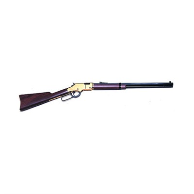 Goldenboy 20.5in 22 Wmr Blue Wood Open Rifle Sights 12+1rd by Henry Repeating Arms