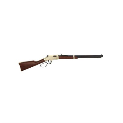 Goldenboy Large Loop 20in 17 Hmr Blue Wood Rifle Sights 11+1rd by Henry Repeating Arms