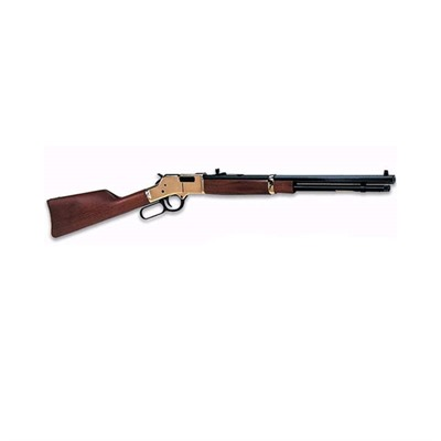 Big Boy 20in 45 Colt Blue Wood Open Rifle Sights 10+1rd by Henry Repeating Arms