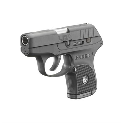 Lcp 2.75in 380 Auto Blue Black Polymer Fixed 6+1rd Ruger.