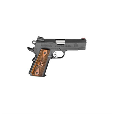 Range Officer 4in 45 Acp Black 7+1rd by Springfield Armory