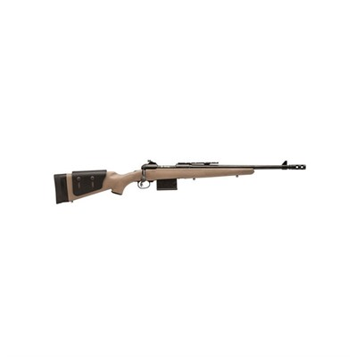 11 Scout 18in 308 Winchester Matte Black 10+1rd Savage Arms.
