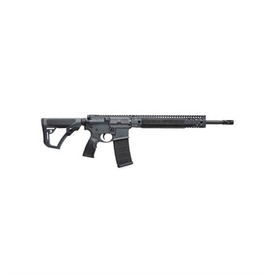 Ddm4v5 16in 5.56x45mm Nato Tornado Grey 30+1 Round Daniel Defense.
