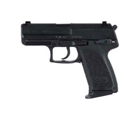 Hkusp9 Compact Handgun 9mm 3.58in 13+1 Hkm709031a5 by Heckler & Koch