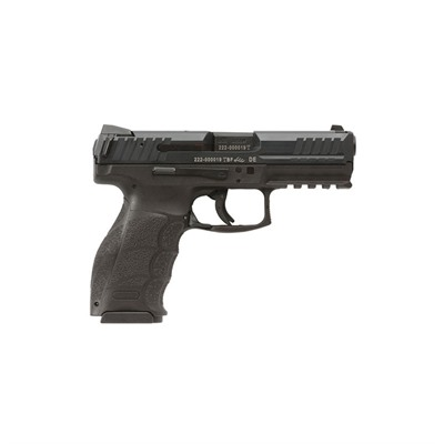 Hkvp40 4.09in 40 S & w/ Black Black Polymer Fixed 2xmags 10+1 Rd by Heckler & Koch