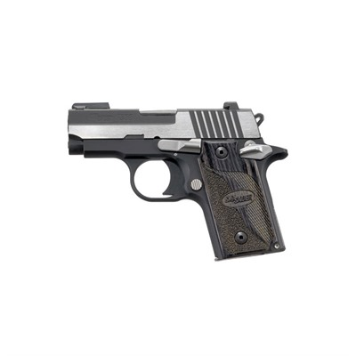 P238 Equinox 2.7in 380 Auto Nitron 6+1rd by Sig Sauer
