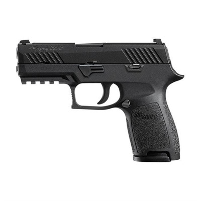 P320 Compact Handgun 9mm 3.9in 15+1 320c-9-B Sig Sauer.