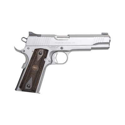 Thompson Custom 1911 5in 45 Acp Stainless 7+1rd by Auto Ordnance