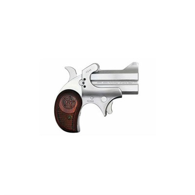 Mini 2.5in 45 Colt Stainless 2rd by Bond Arms