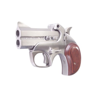 Texas Defender 3in 357 Magnum | 38 Special Stainless 2rd Bond Arms.