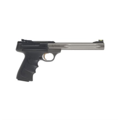 Buck Mark Challenge Ca 7.5in 22 Lr Matte Gray 10+1rd by Browning