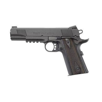 Xse Government 5in 45 Acp Black 8+1rd by Colt
