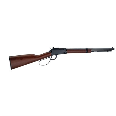 Std Lever Small Game Carbine 16.25in 22 Lr Blue 15+1rd Henry Repeating Arms.