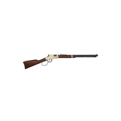 Goldenboy Large Loop 20.5in 22 Wmr Wood Open Rifle Sights 12+1rd by Henry Repeating Arms