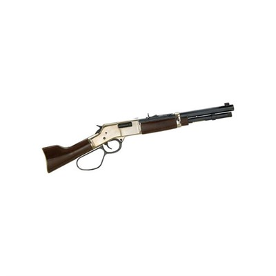 Mares Leg 12.904in 45 Colt Blue 5+1rd Henry Repeating Arms.