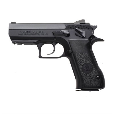 Jericho Fs-9 3.8in 9mm Black 16+1rd Iwi Us.