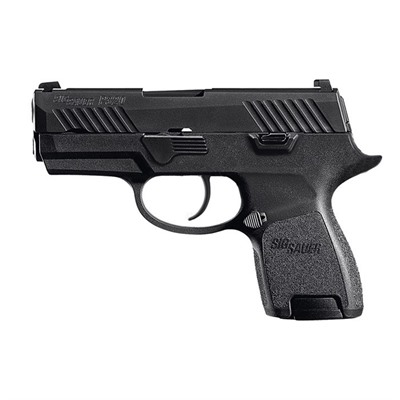 The P320 Subcompact offers a smooth, crisp trigger to make any shooter more accurate, an intuitive, 3-point takedown and unmatched modularity to ...