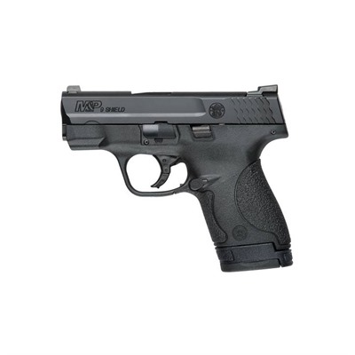 M&p9 Shield 3.1in 9mm Melonite Polymer Tritium Night Sights 8+1rd Smith & Wesson.