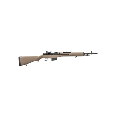 M1a Scout Squad 18in 308 Winchester Parkerized 10+1rd by Springfield Armory