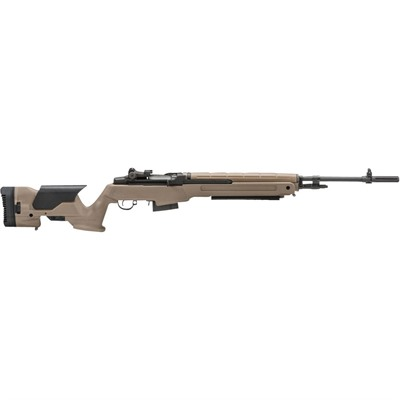 M1a Precision Adj 22in 308 Win Blk Adj Fde Aperture Sights 10+1rd by Springfield Armory