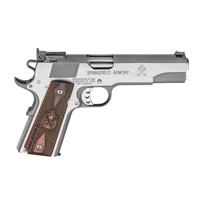 Range Officer 5in 9mm Stainless 9+1rd by Springfield Armory