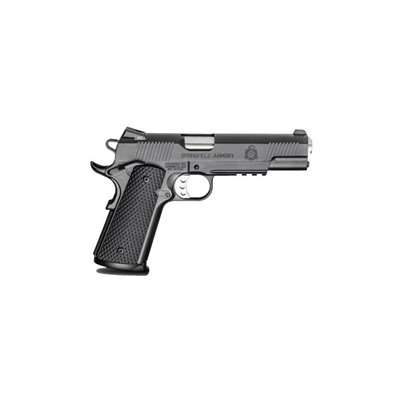 Loaded Operator Mc 5in 45 Acp Black 7+1rd by Springfield Armory