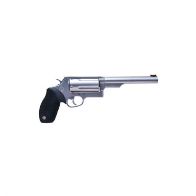 The Judge Magnum 6.5in 410 Bore | 45 Stainless 5rd by Taurus
