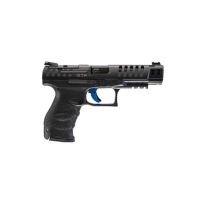 Ppq Q5 Match 5in 9mm Black 15+1rd Walther Arms Inc.