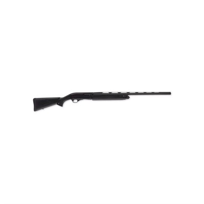 Super X3 Black Shadow 28in 12 Ga Blue Black White Bead 4+1rd by Winchester