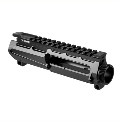 Billet 2055 Lithium/Aluminum Ar-15 Upper Receiver  Type Iii Hardcoat Anodized  Weighs 5.8 Oz  Advanced ...