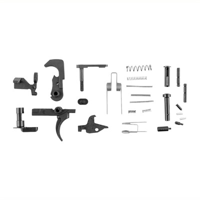 Ar-15 Lower Parts Kit Critical Capabilities Llc.