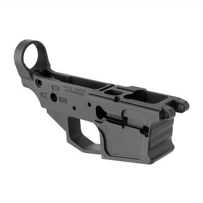 Dedicated AR-15 Lower for use with Glock® magazines. Accepts small frame magazines, such as 17, 19 & 22 mags. Includes magazine release ...